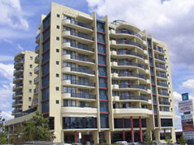 Springwood Tower Apartment Hotel - Accommodation Newcastle