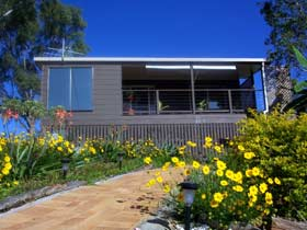 Lamb Island Bed and Breakfast - Accommodation Newcastle