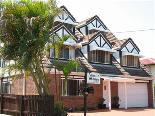 Ainslie Manor BandB - Accommodation Newcastle