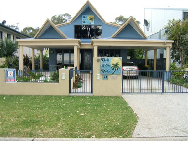 Bali on Bribie - Accommodation Newcastle