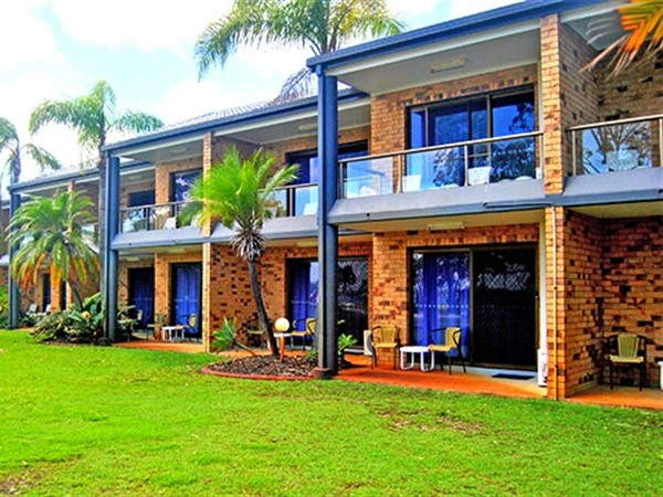 Bribie Waterways Motel - Accommodation Newcastle