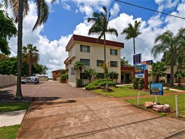 Cleveland Bay Air Motel - Accommodation Newcastle