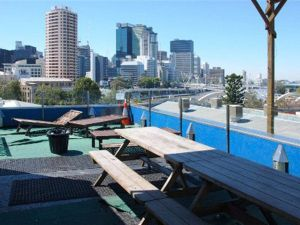 Cloud 9 Backpackers Resort - Accommodation Newcastle