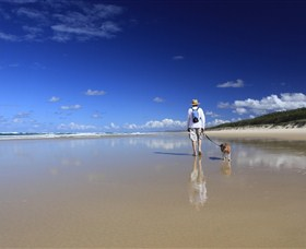 Straddie Camping - Accommodation Newcastle