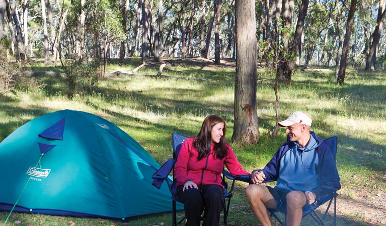 Apsley Falls campground - Accommodation Newcastle