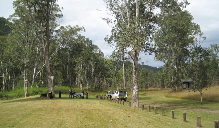Doon Goonge campground - Accommodation Newcastle