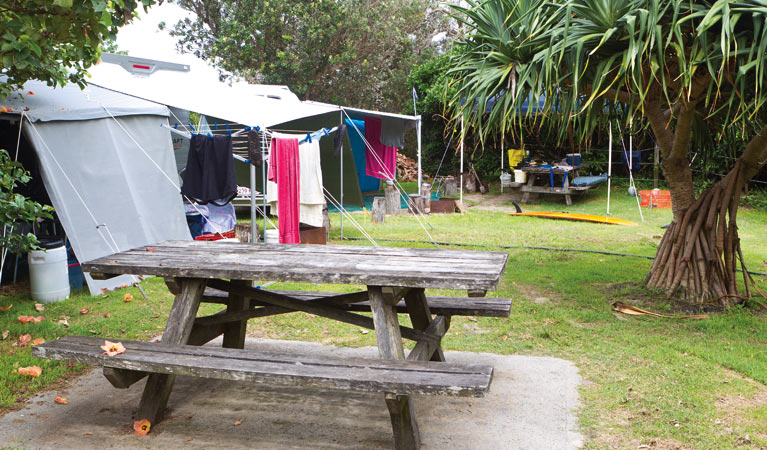 Sandon River campground - Accommodation Newcastle