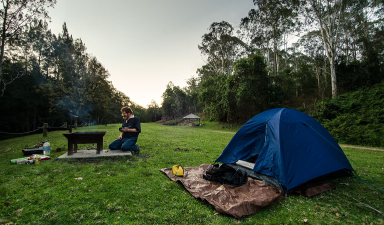 Woko campground - Accommodation Newcastle