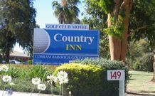 Barooga Country Inn Motel - Barooga - Accommodation Newcastle