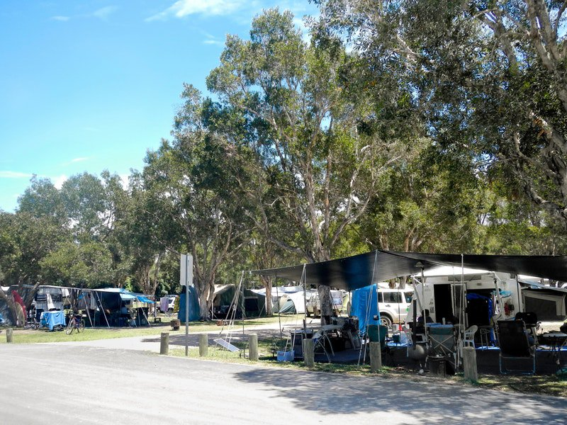 Diamond Head campground - Accommodation Newcastle