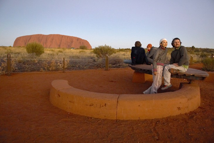 Ayers Rock - Outback Pioneer Lodge - Accommodation Newcastle