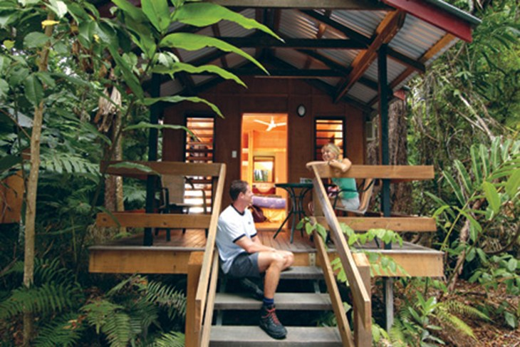 Cape Tribulation YHA - Accommodation Newcastle
