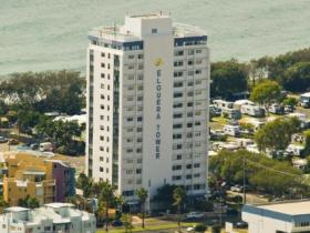 Elouera Tower Beachfront Resort - Accommodation Newcastle