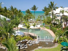 Coral Sands Beachfront Resort - Accommodation Newcastle
