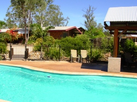 Rubyvale Motel and Holiday Units - Accommodation Newcastle