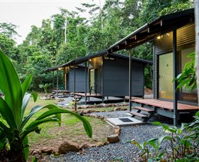 Jungle Lodge - Accommodation Newcastle