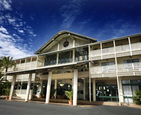 Club Croc Hotel Airlie Beach - Accommodation Newcastle