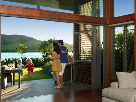 Yacht Club Villas - Accommodation Newcastle