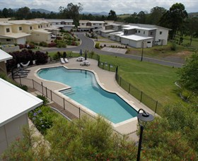 Gympie Pines Fairway Villas - Accommodation Newcastle