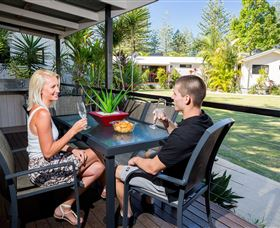 Main Beach Tourist Park - Accommodation Newcastle