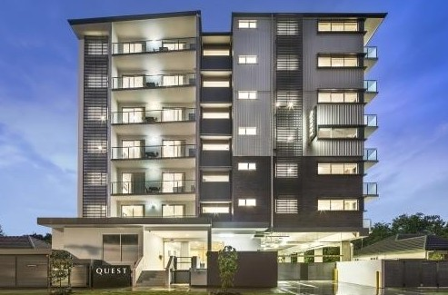 Quest Chermside on Playfield - Accommodation Newcastle