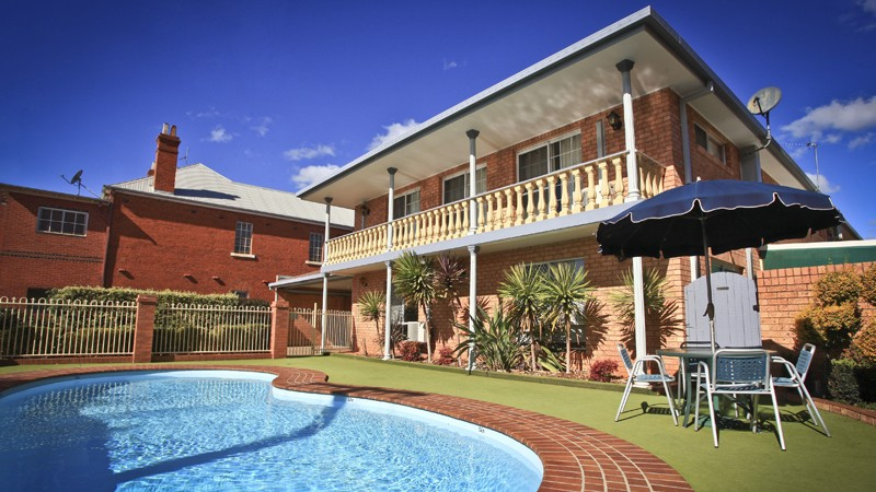 Best Western Blue Diamond Motor Inn - Accommodation Newcastle