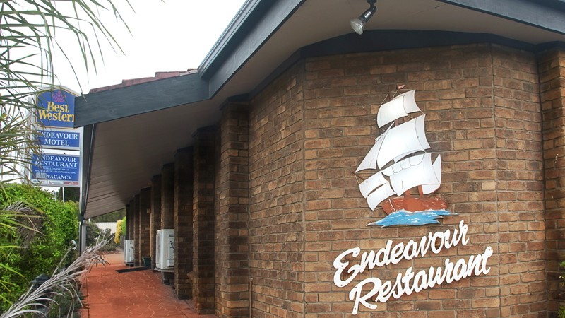 BEST WESTERN Endeavour Motel - Accommodation Newcastle