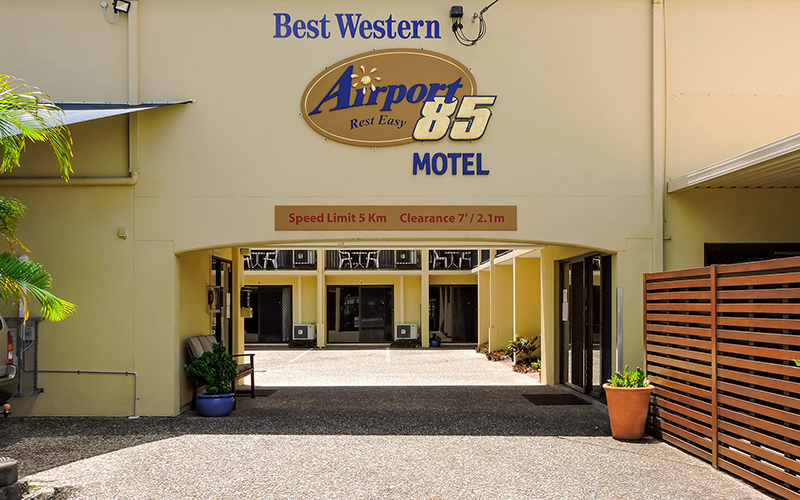 BEST WESTERN Airport 85 Motel - Accommodation Newcastle