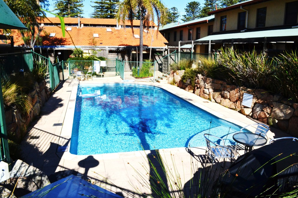 Cottesloe Beach Chalets - Accommodation Newcastle