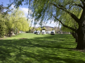 New Norfolk Caravan Park - Accommodation Newcastle