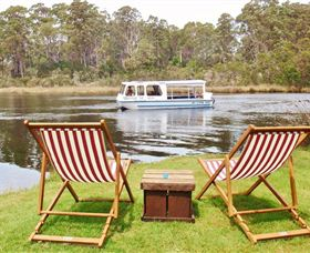 Ulverstone River Retreat - Accommodation Newcastle
