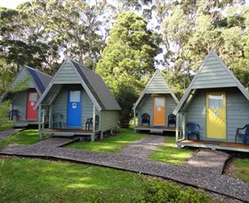 Strahan Backpackers  - Accommodation Newcastle