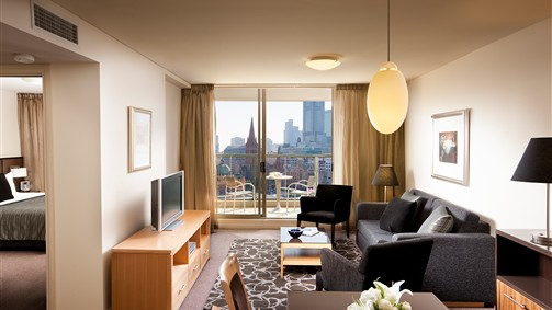 Quay West Suites Melbourne - Accommodation Newcastle