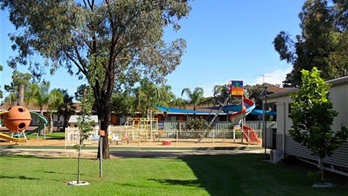 Nathalia Motel and Holiday Park - Accommodation Newcastle