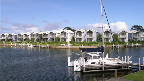 Captains Cove Resort - Accommodation Newcastle