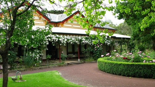 Quamby Homestead - Accommodation Newcastle