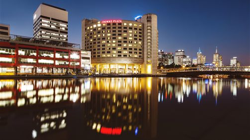 Crowne Plaza Melbourne - Accommodation Newcastle