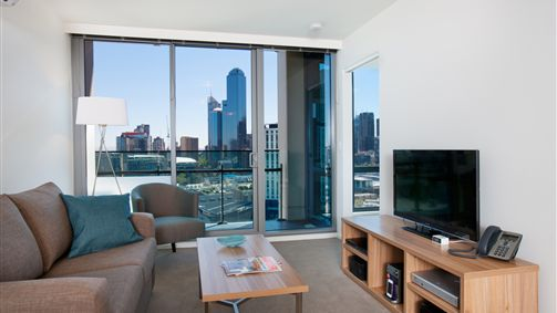 Melbourne Short Stay Apartments MP Deluxe - Accommodation Newcastle