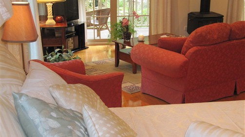 Myers Creek Cascades Luxury Cottages - Accommodation Newcastle