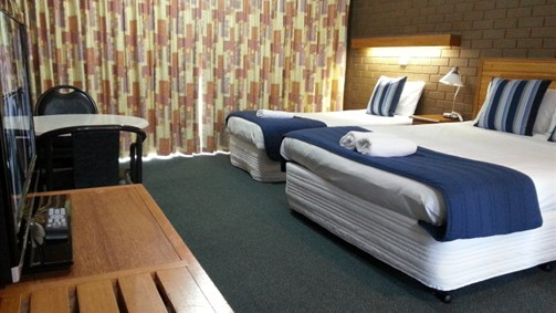 Barooga Country Inn Motel - Accommodation Newcastle