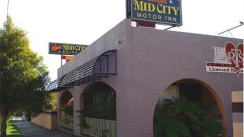 Colac Mid City Motor Inn - Accommodation Newcastle