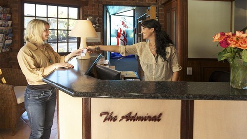 Admiral Motor Inn - Accommodation Newcastle