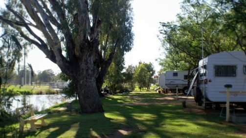 Numurkah Caravan Park - Accommodation Newcastle
