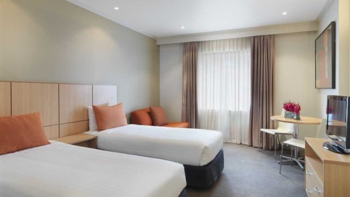 Travelodge Southbank Melbourne - Accommodation Newcastle