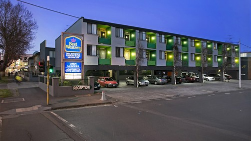 Best Western Melbourne's Princes Park Motor Inn - Accommodation Newcastle