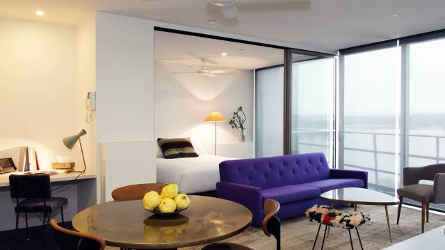 Design Icon Apartments managed by Hotel Hotel - Accommodation Newcastle