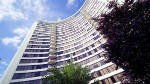 BreakFree Capital Tower - Accommodation Newcastle