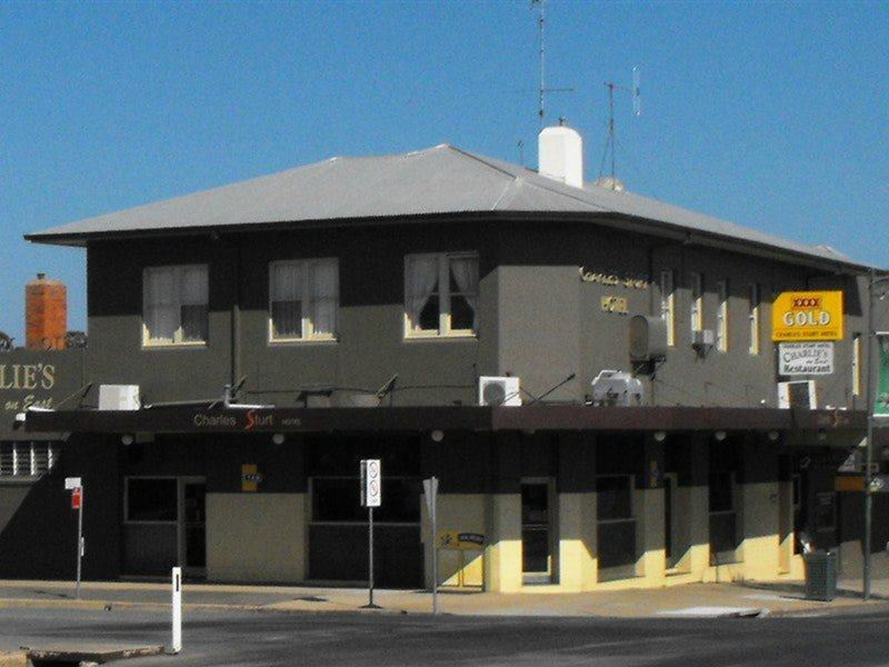 Charles Sturt Hotel  - Accommodation Newcastle