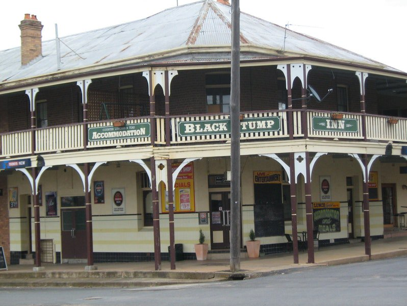 Coolah Black Stump Inn - Accommodation Newcastle