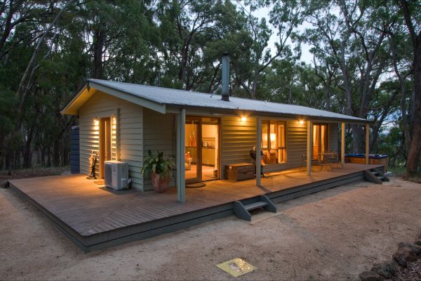 Mirkwood Forest Self-Contained Spa Cottages - Accommodation Newcastle